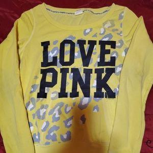 Vintage VS pink sweatshirt